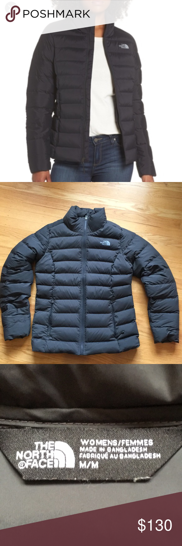 Nwot North Face Stretch Down Jacket Down Jacket North Face Jacket Clothes Design [ 1740 x 580 Pixel ]