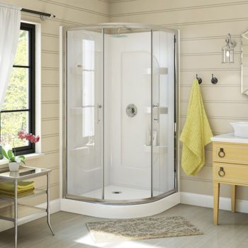599 Costco Ca For Ensuite And Basement Bathroom Bathroom Basement Bathroom Corner Shower