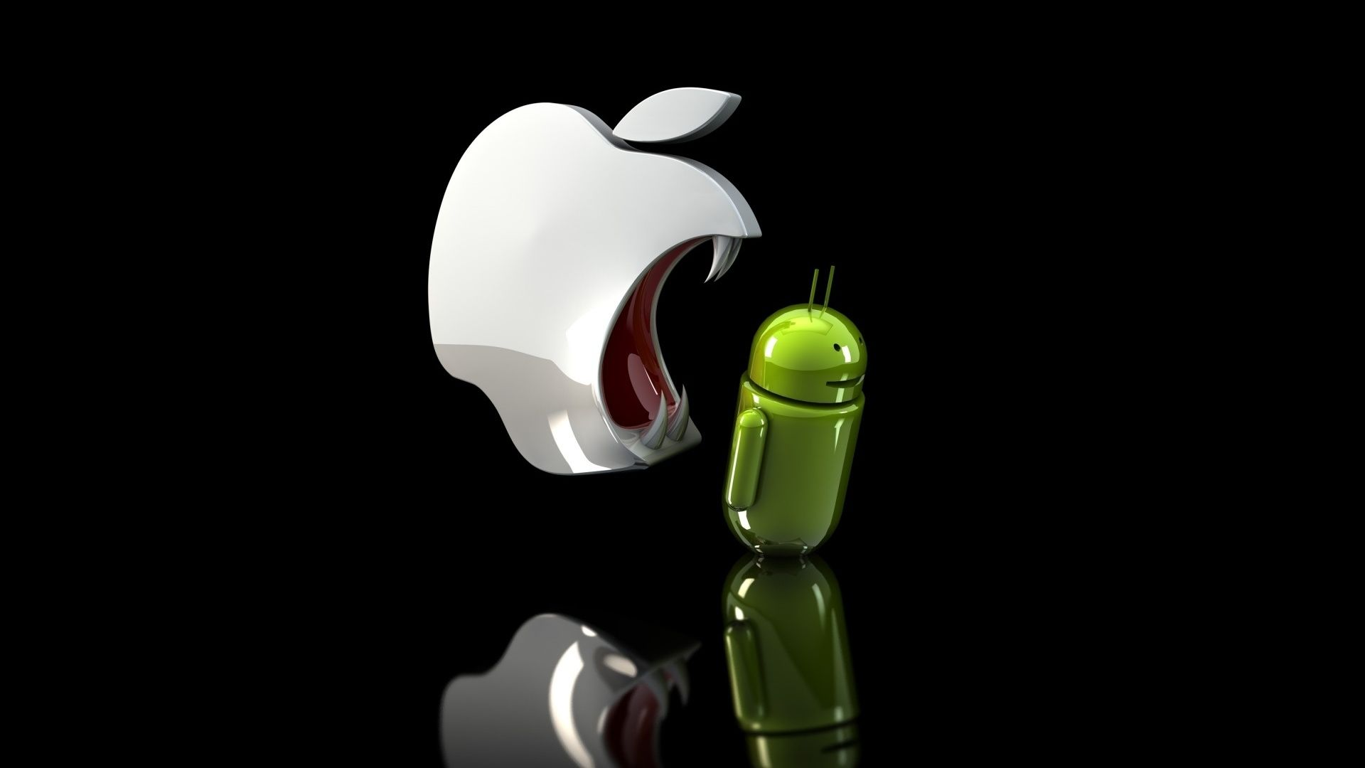 3d Apple Wallpaper Download Free Android Phone Wallpaper Apple Wallpaper Android Art