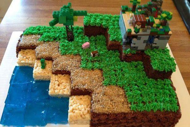 Minecraft Birthday Party Ideas ParentMap Minecraft Birthday