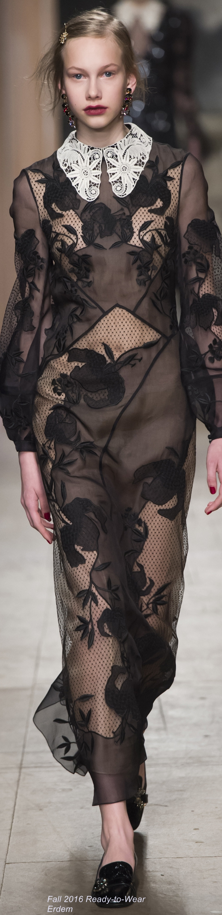 Fall 2016 Ready-to-Wear Erdem