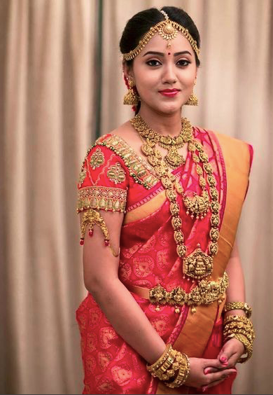 b66bad9d68f35 Expert Insights From Sruthi Kannath On The Trending Bridal Blouse ...