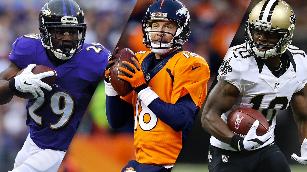Fantasy football sleepers, busts and breakouts for 2015