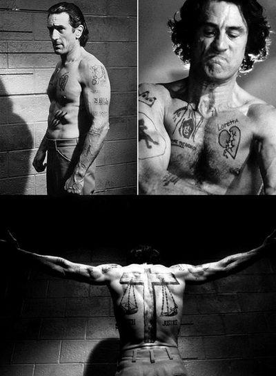 Robert De Niro Cape Fear Workout : robert, workout, TRAVEL, PLANS, UPDATE, Tattoo,, Film,, Robert
