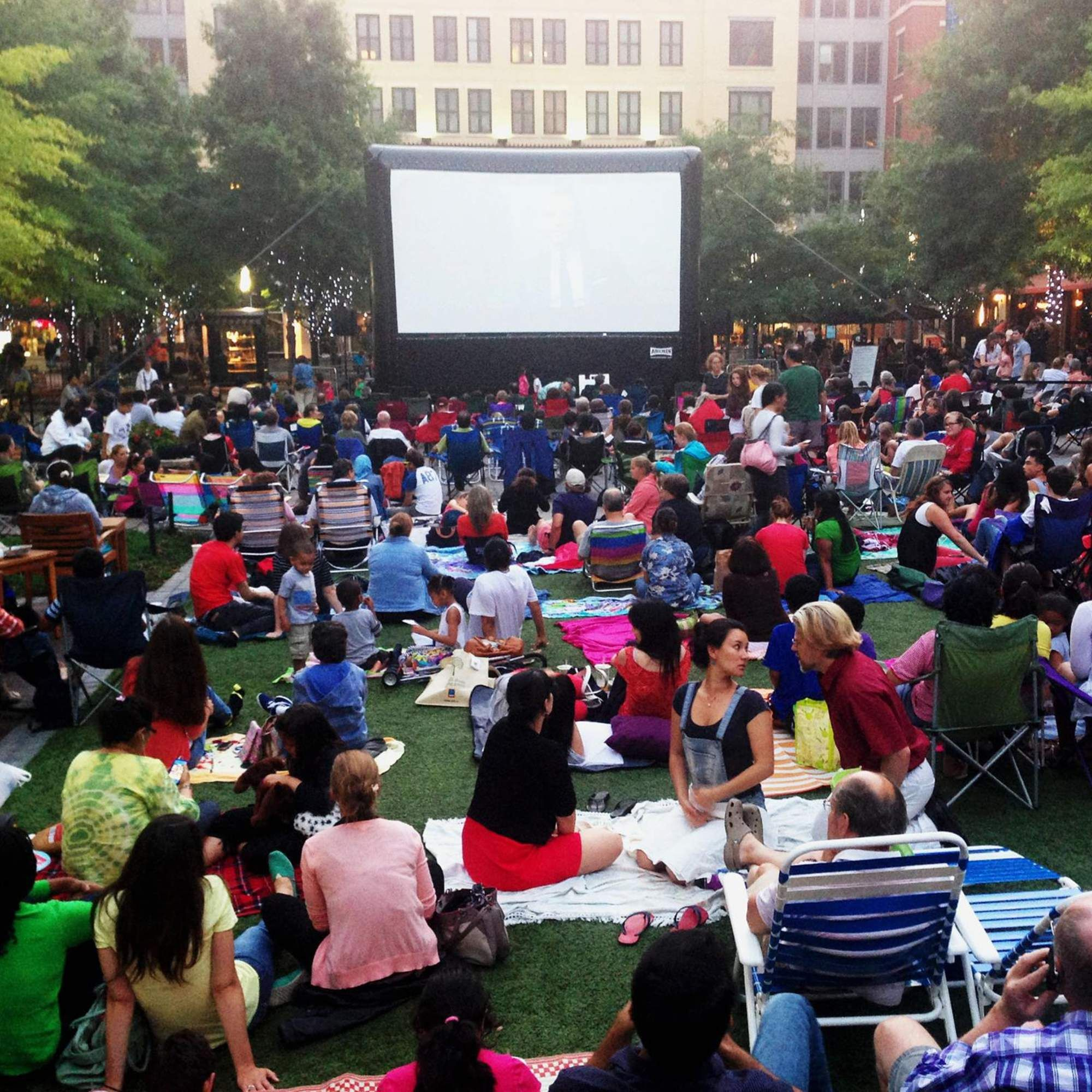 EVERY SUMMER OUTDOOR MOVIE SCREENING IN DC, NOW IN ONE