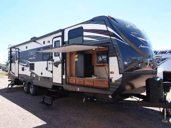 Check Out This 2015 Palomino Puma 30 Fbss Anniversary Edition