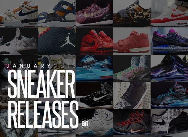 January 2015 Sneaker Releases  017dbe98b
