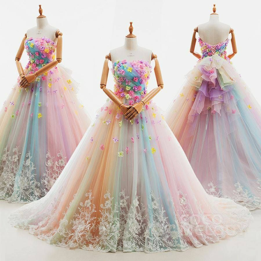 You must feel like a princess wearing this dress  Schöne kleider