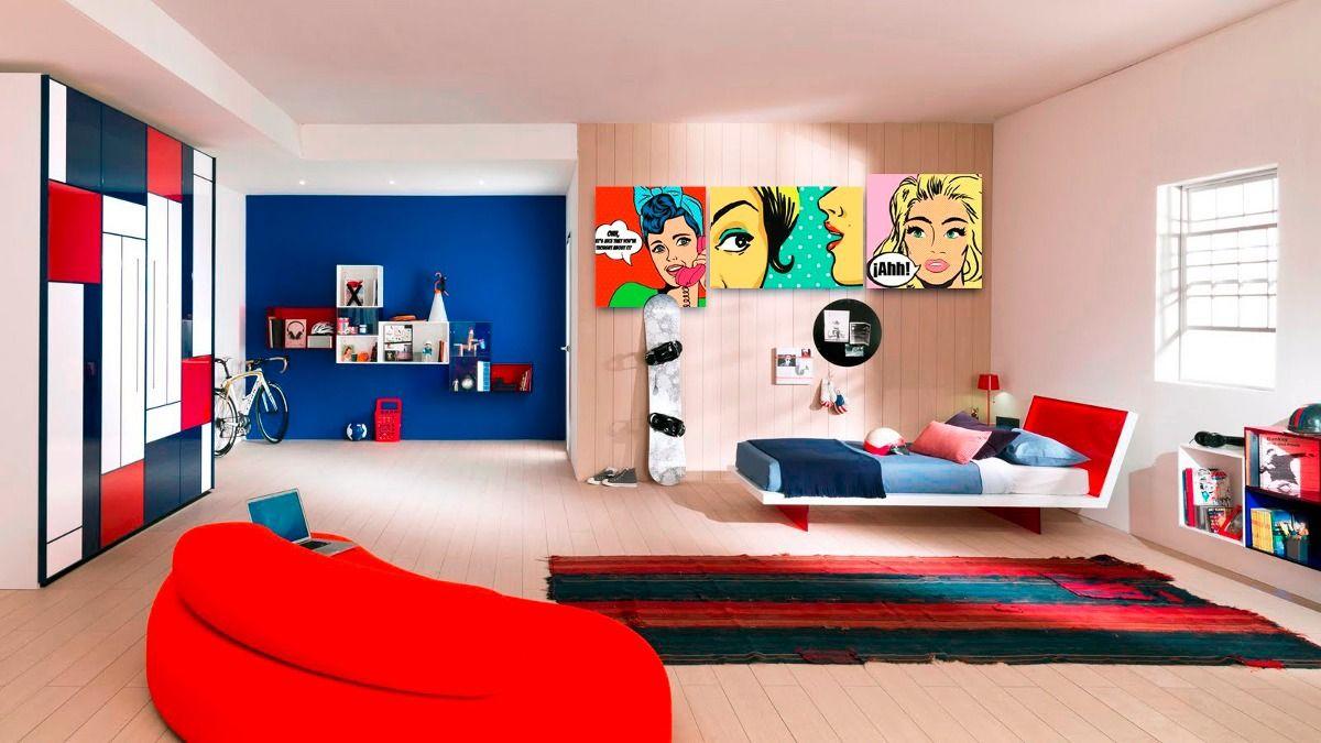cuadros para decoracion estilo pop - Buscar con Google   pop ...