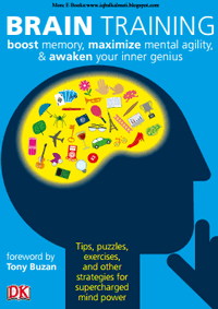 Free download or read online Brain Training, boost memory, maximize mental agility and awaken your inner genius by James Harrison about competitive exams Brain Training Free Download Pdf Book