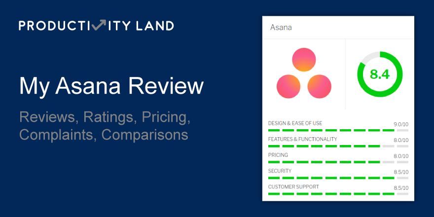 Asana Review 2019 Reviews Ratings Pricing Complaints