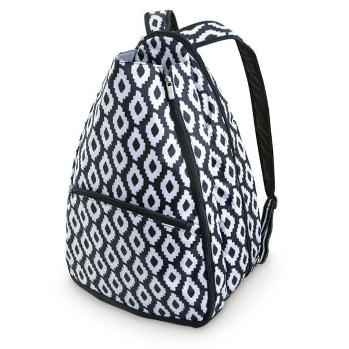 All For Color Uptown Charm Tennis Backpack At Brookstone Now