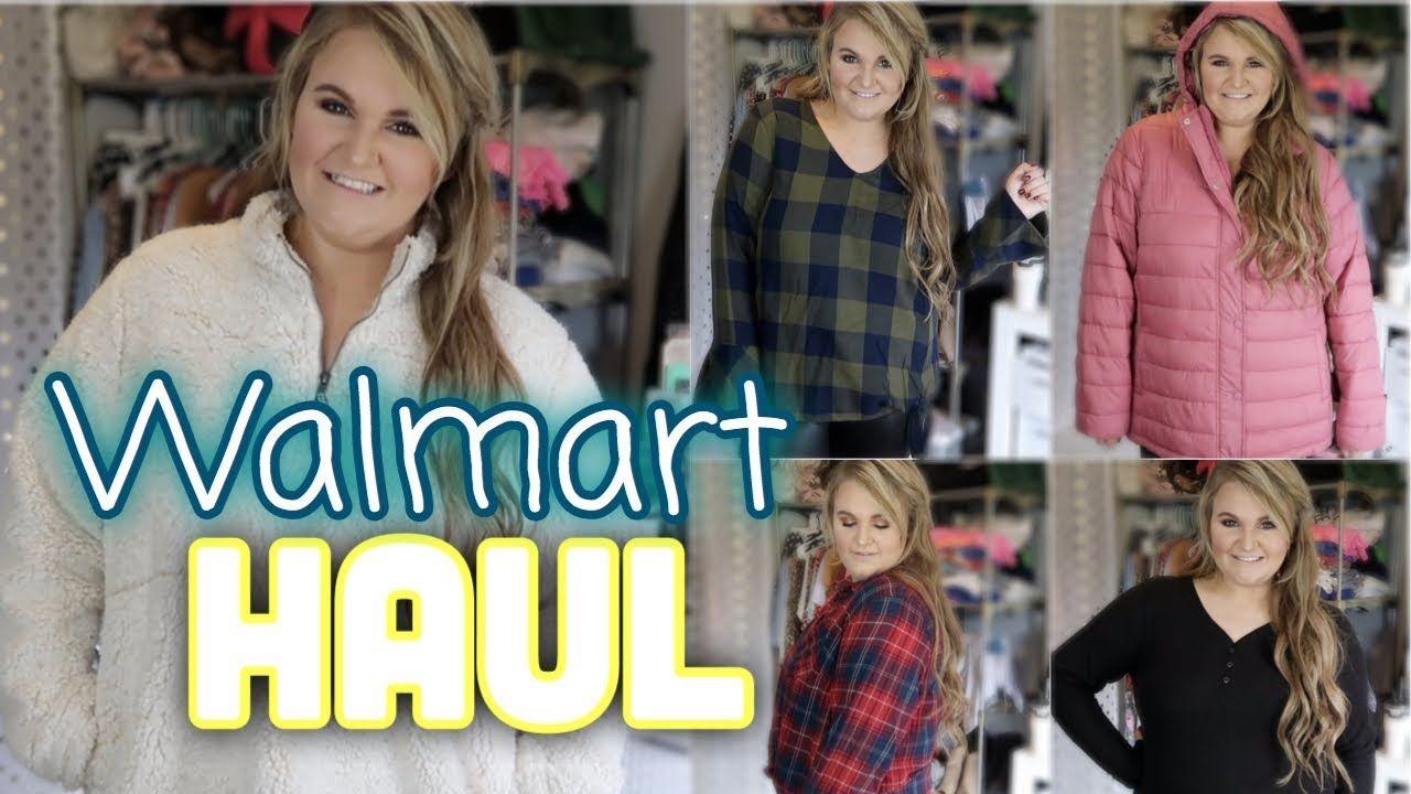 31edfe61d5661 HUGE Walmart Clothing Haul   Fall 2018 - YouTube trendy Walmart clothes