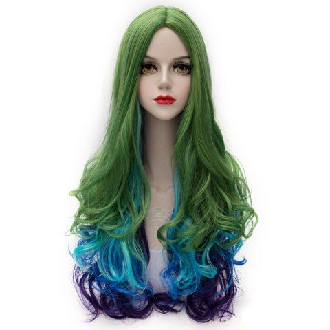 GET $50 NOW   Join RoseGal: Get YOUR $50 NOW!http://m.rosegal.com/cosplay-wigs/charming-synthetic-colorful-ombre-long-215784.html?seid=7819524rg215784