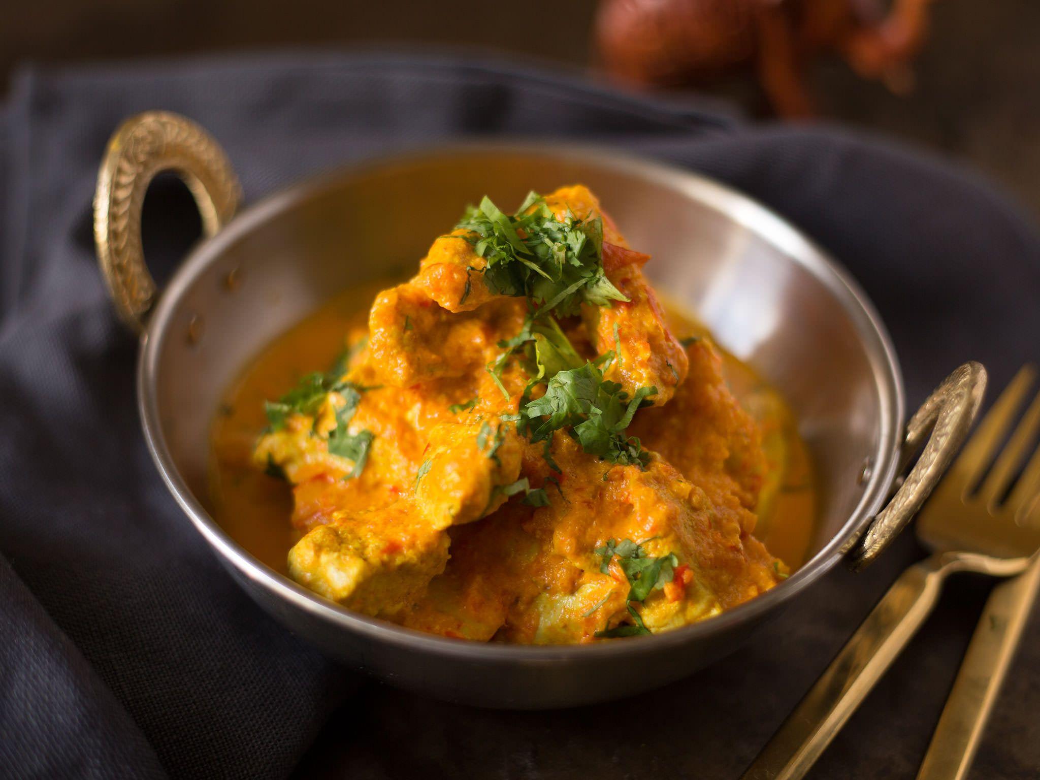 Hühnchen Tikka Masala | Rezept | Kitchen Stories