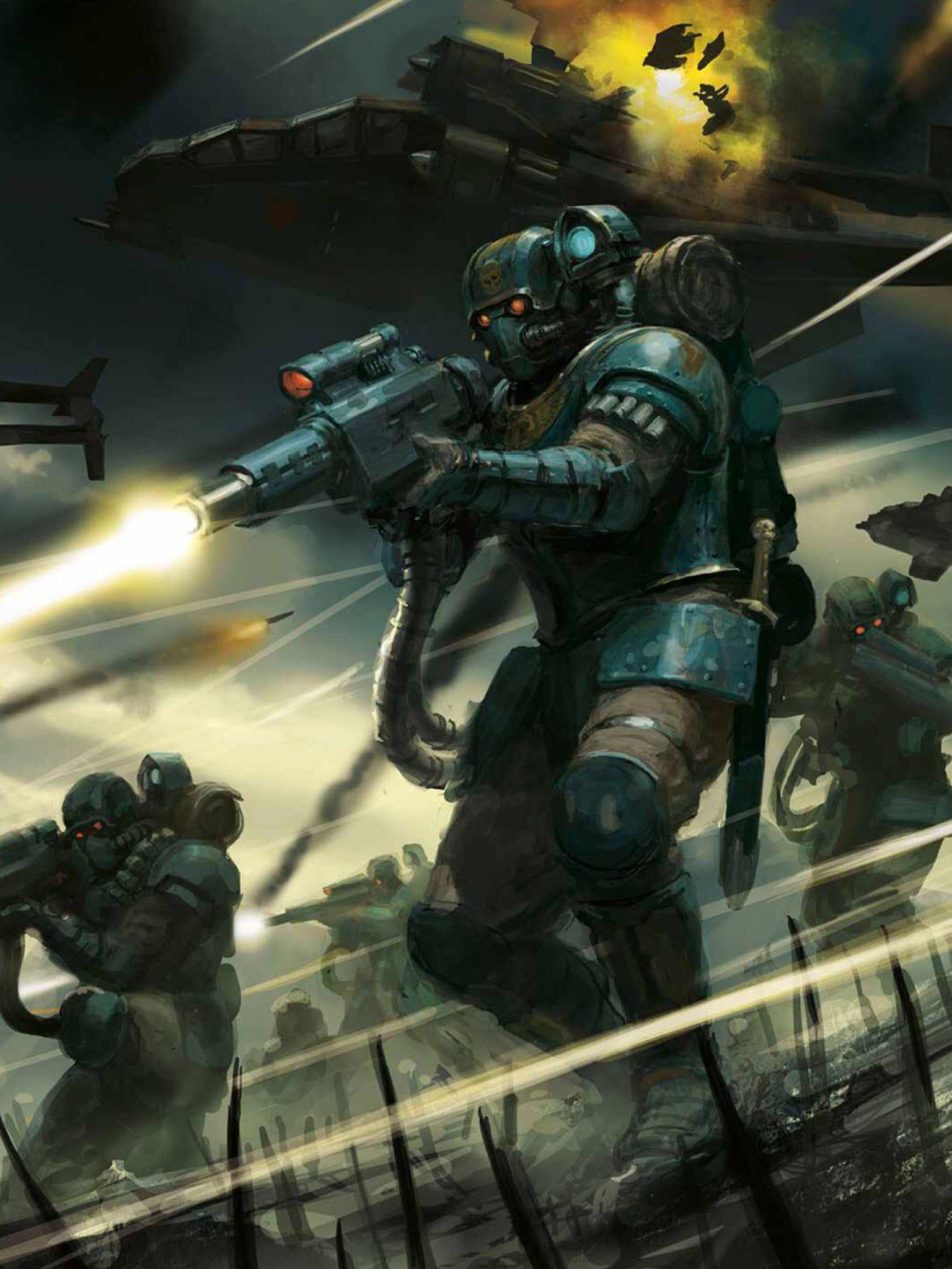 Astra Militarum Codex | 40K | Pinterest | Warhammer 40k ...