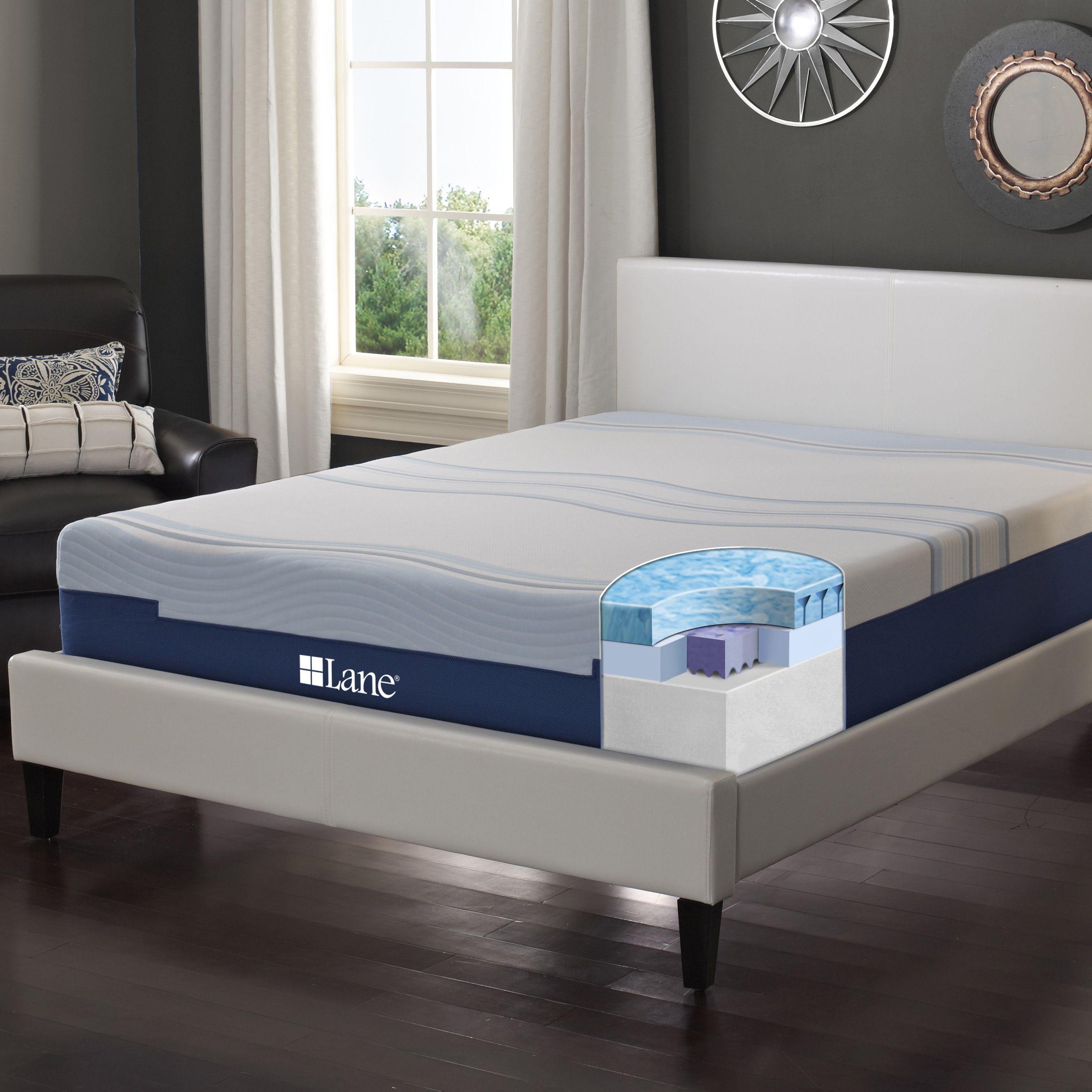 Signature Sleep Memoir 6 inch Mattress, Size King in 2019