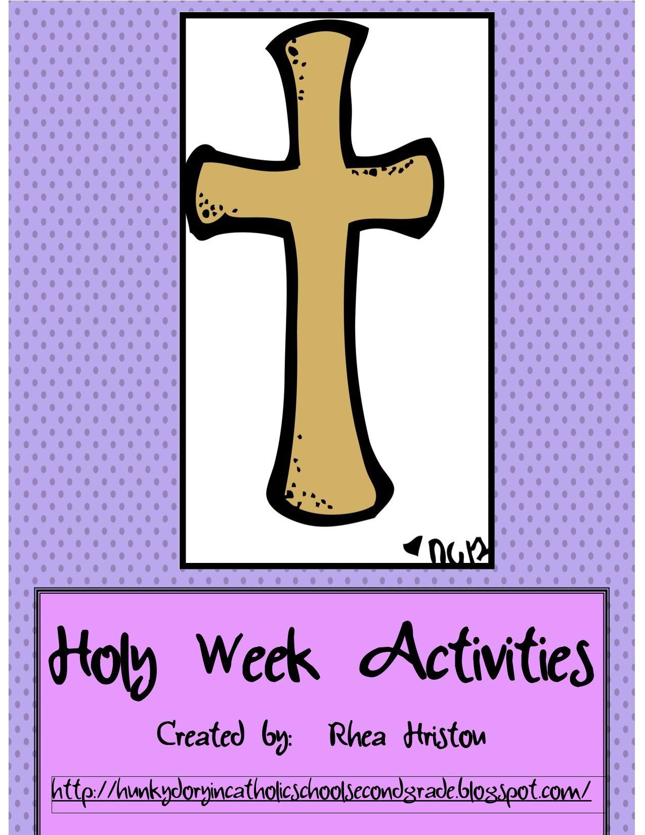 Easter Holy Week