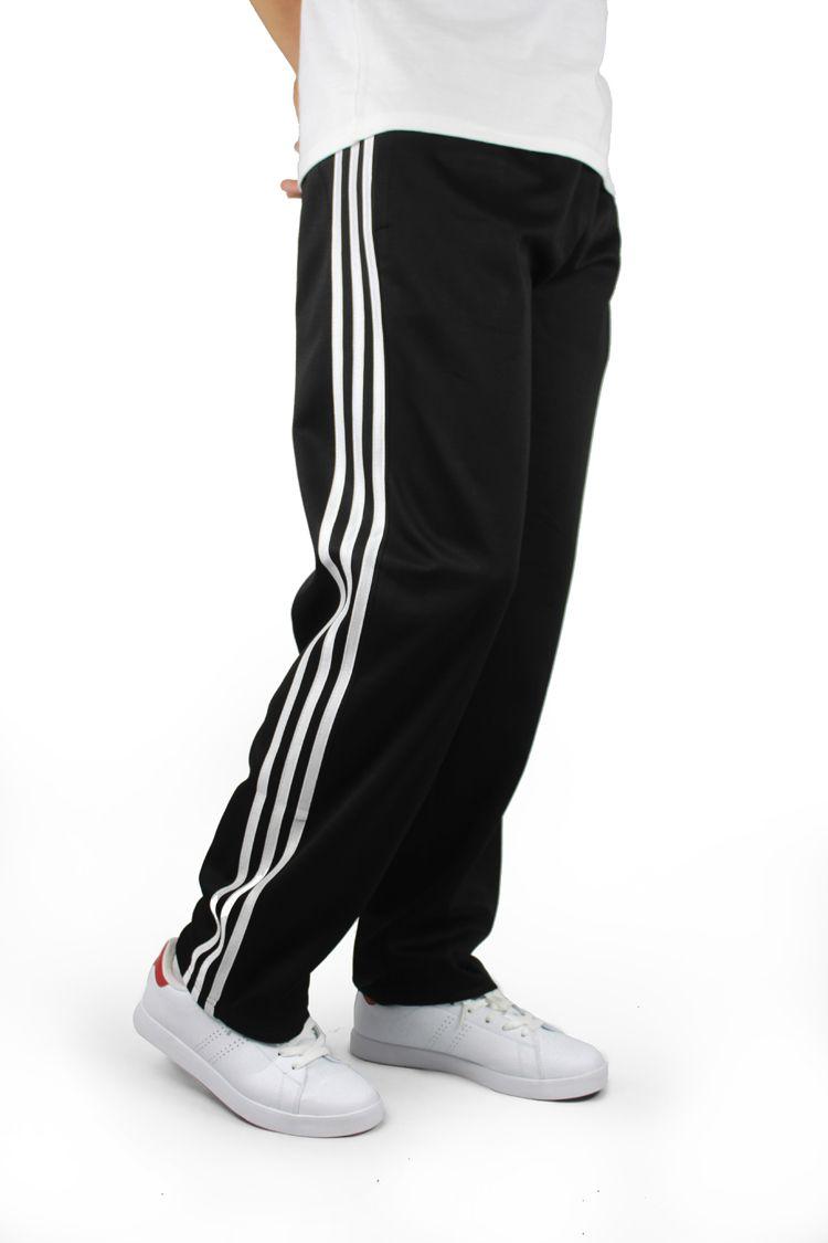 fbc0ef154 Click to Buy << #1679 Track pants Side striped Big size 7XL Loose Straight  Hip hop pants Lightweight sweatpants Casual Joggers Pantalon hombre  #Affiliate