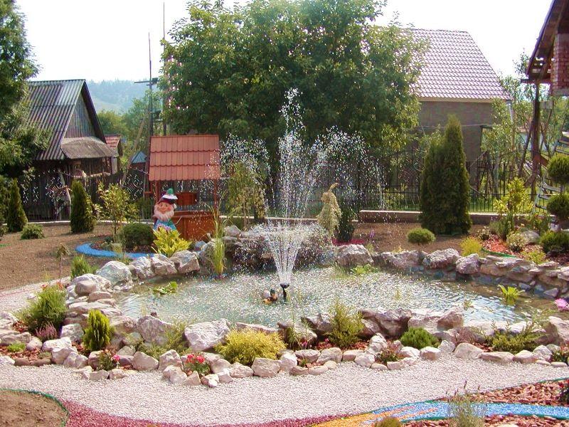 234133svetikjpg bach teich Pinterest Pond water features - wasserfall garten wand