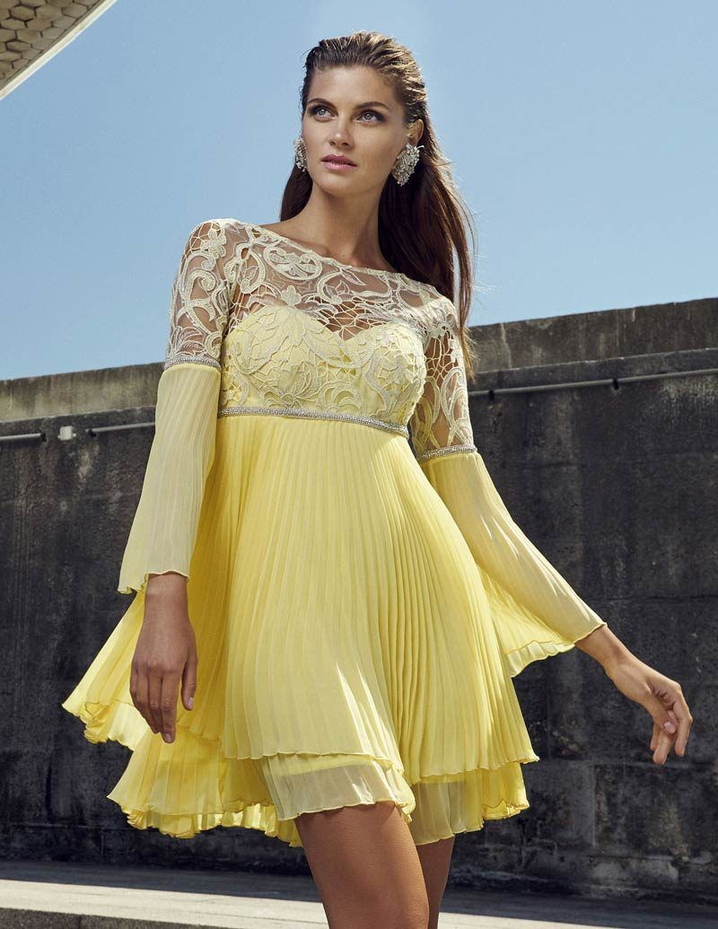 149e1b721 Vestidos de Fiesta Carla Ruiz 2019
