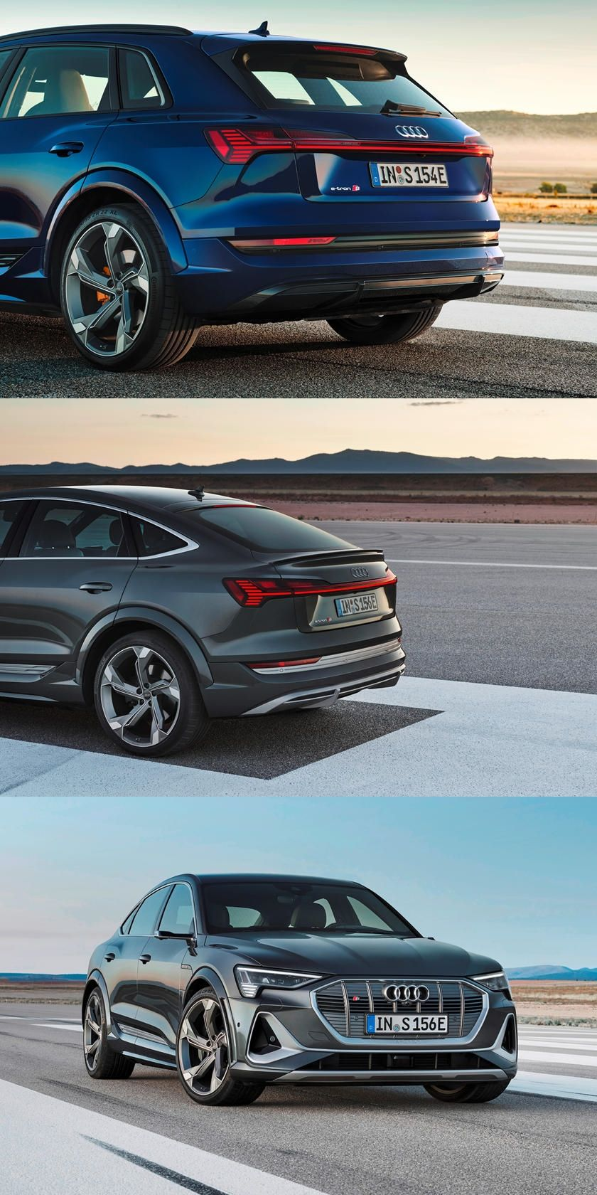 Say Hello To The 2021 Audi etron S And etron S Sportback