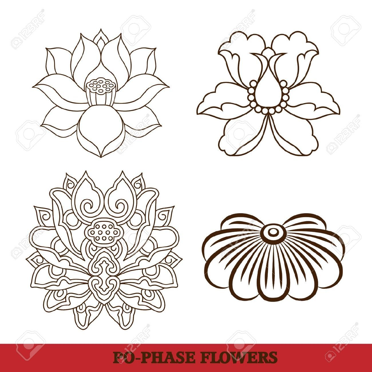 Lotus pattern google search the lotus flower pinterest lotus lotus pattern google search izmirmasajfo