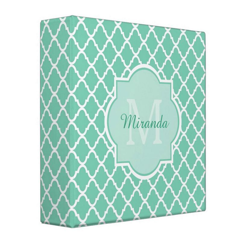 pin by oh so girly boutique on personalized school binders for her