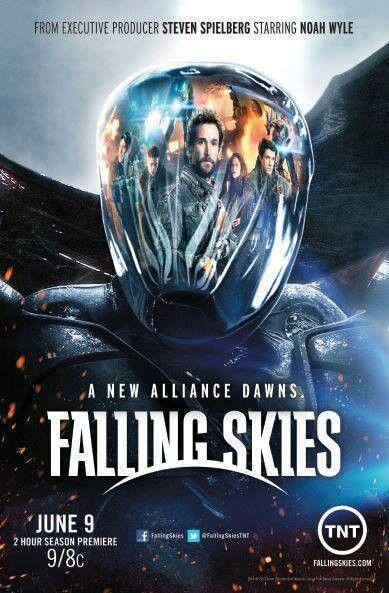 Falling Skies Falling Skies Sky Tv Noah Wyle
