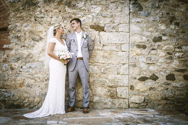 Rosemary and Colin's wedding in Italy | Italy wedding ...