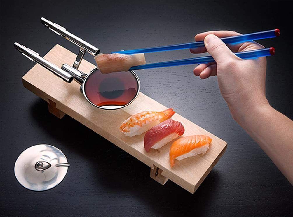 Enterprise Sushi Set Star Trek Full Set Accessoires Cuisine