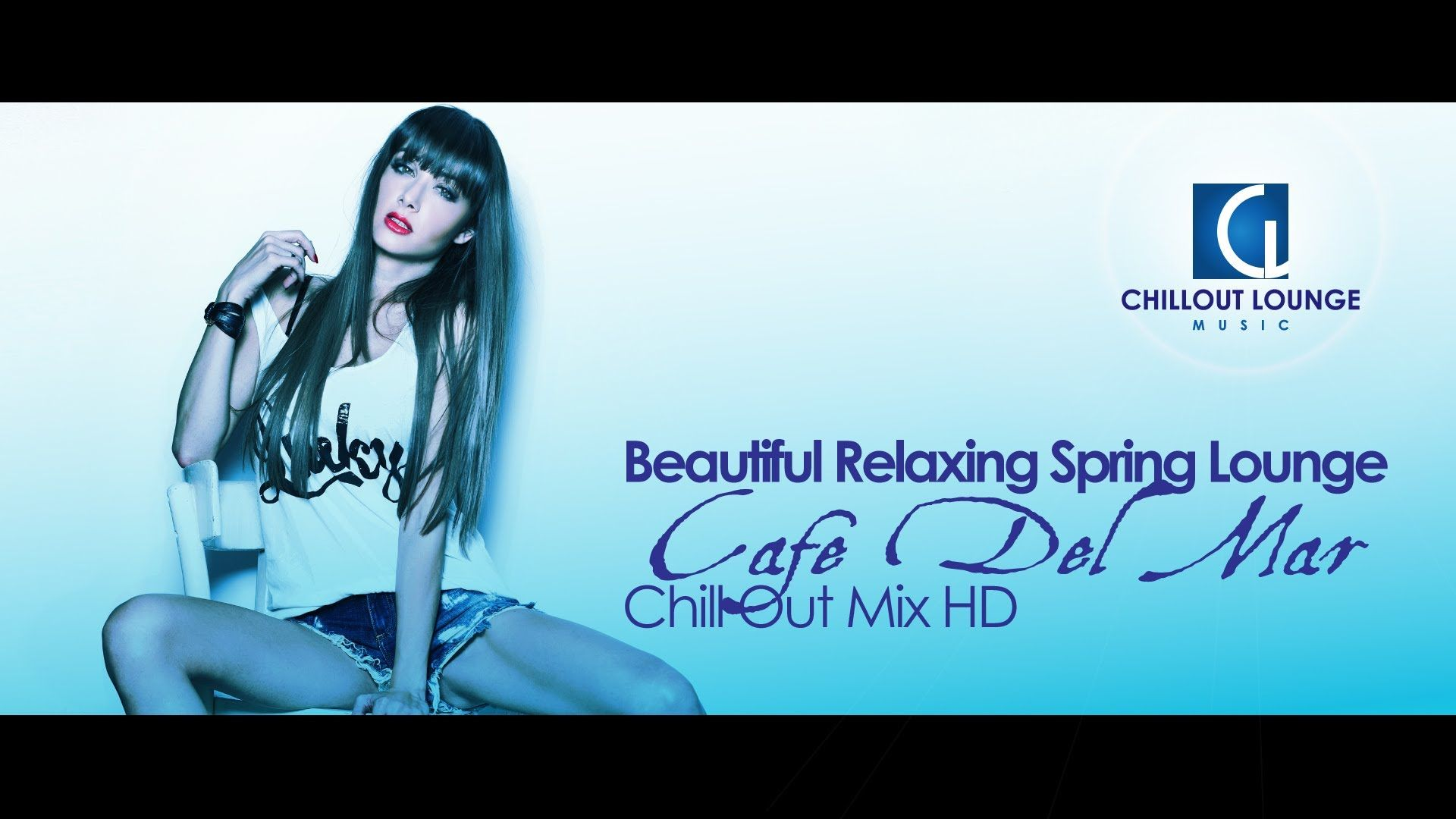 Beautiful Relaxing Spring Lounge Cafe Del Mar Chill Out Mix