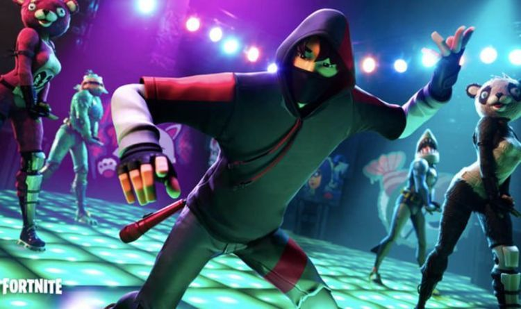 Fortnite Ikonik Skin How To Get Ikonik Skin New Map Coming S10 Event Date Fortnite Ikonik Skin Is An Eagerly Anticipated New Skin Fo Samsung Ikon Fortnite