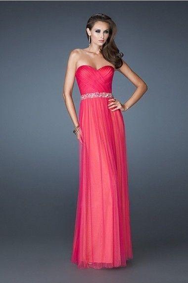 Pretty Prom Dresses 2013 New Arrival Sheath Column Sweetheart Chiffon Floor Length online shop affordable for fashion
