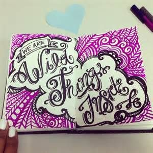 Cool Things To Draw With Sharpies