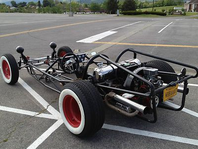Custom Sand Rail Street Legal VW Motor 1600cc Sandrail One of a Kind