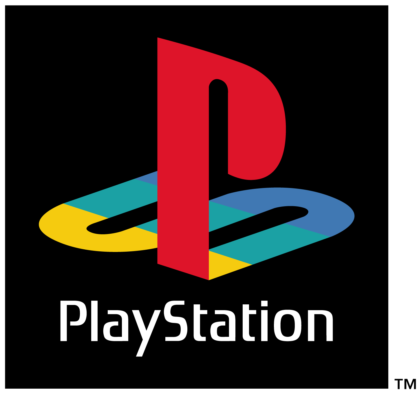 Kerr Logo Playstation This Logo Is Very Creative In The Way That It Is In The Shape Of A P And Suddly Playstation Logo Playstation Consoles Playstation