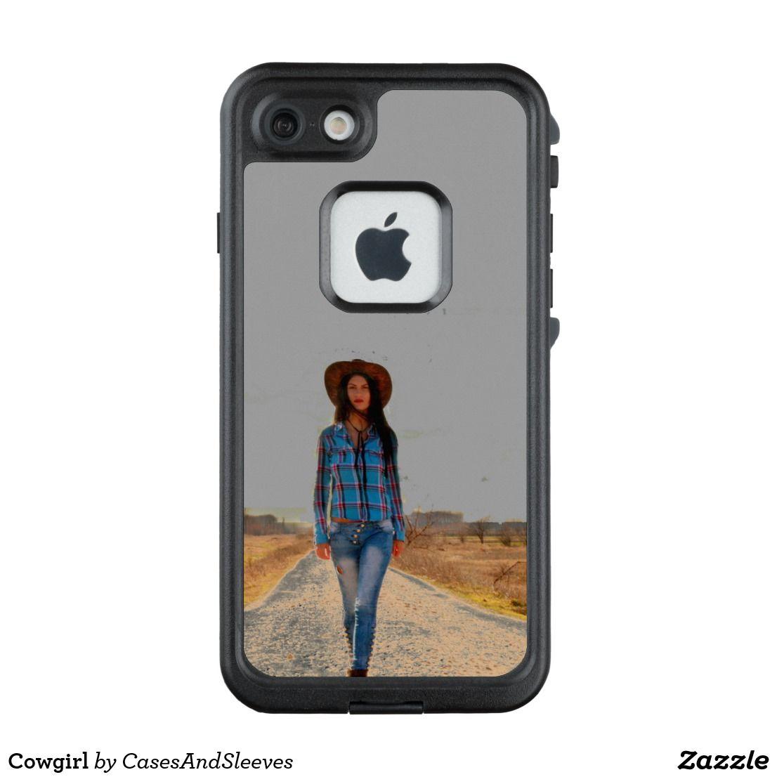 Cowgirl lifeproof iphone case lifeproof