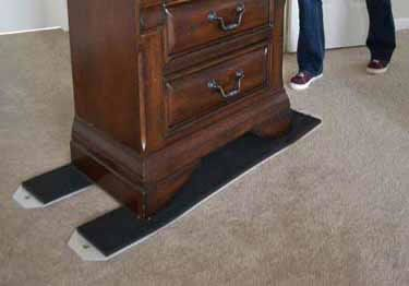 When Moving Heavy Furniture (pianos, Buffets, Etc.), Prevent Damage By  Using Furniture Sliders. If You Donu0027t Have Them, Placing A Protective  Barrier Of ...