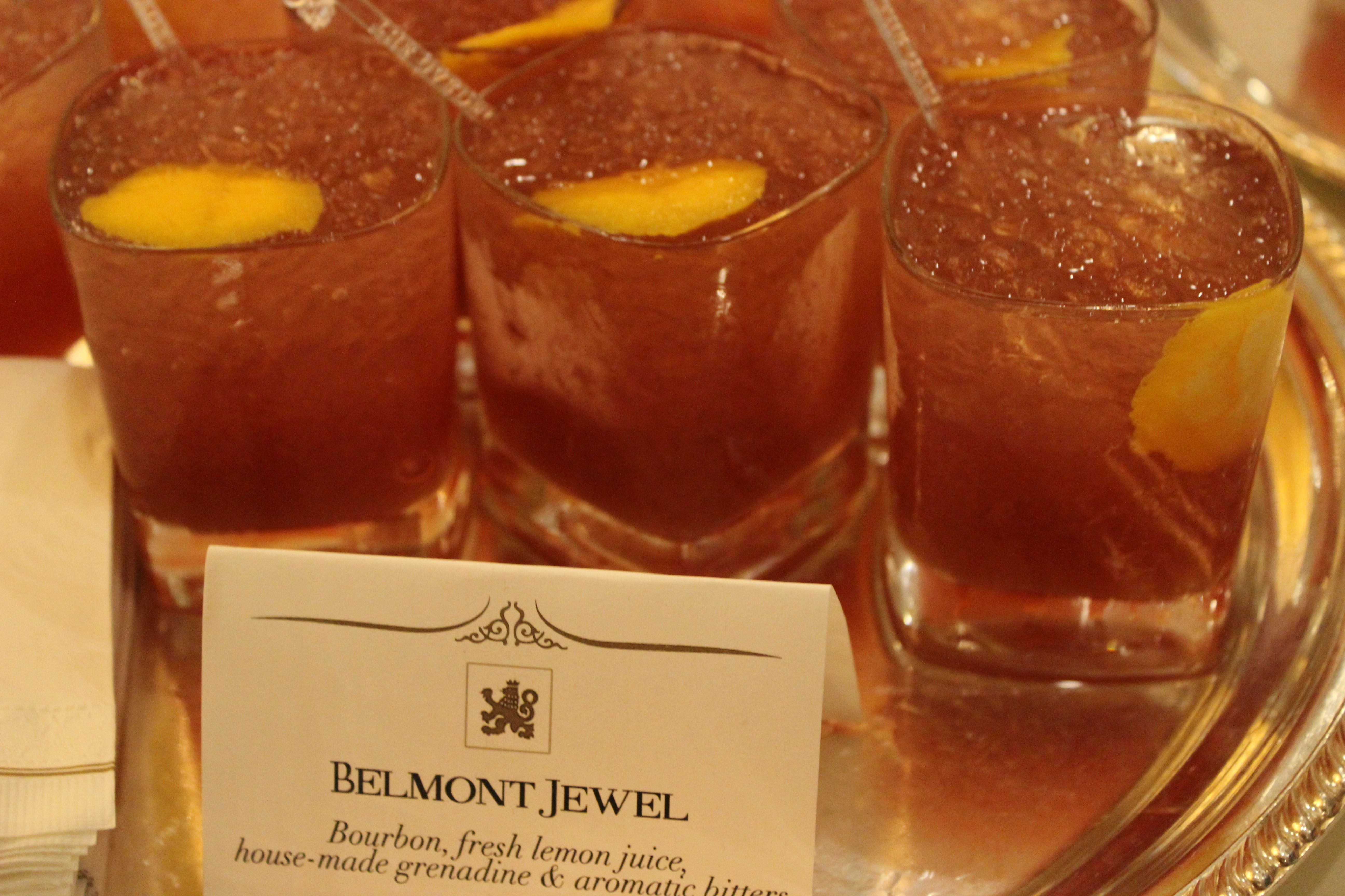 The Belmont Jewel Done Garden City Hotel Style Includes Bourbon