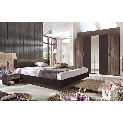 Anpassbares SchlafzimmerSet Ilona Wimex Farbe