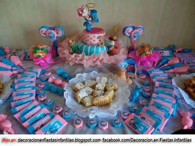 decorar fiestas infantiles con la sheriff callie fiestas de