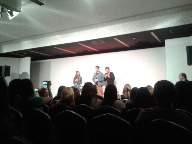 [Photos] BloodyNightCon Press Conference, with Ian ...