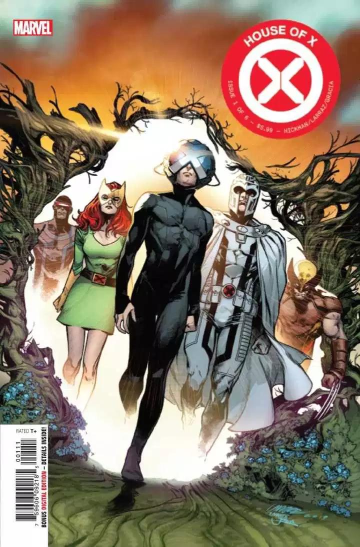 House of X #1 • NM • 1st Appearance of Rasputin • 1st Print • Marvel