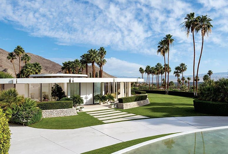 Palm Springs Real Estate Thunderbird Heights Tonopah Estate Mansions Palm Springs Real Estate California Homes