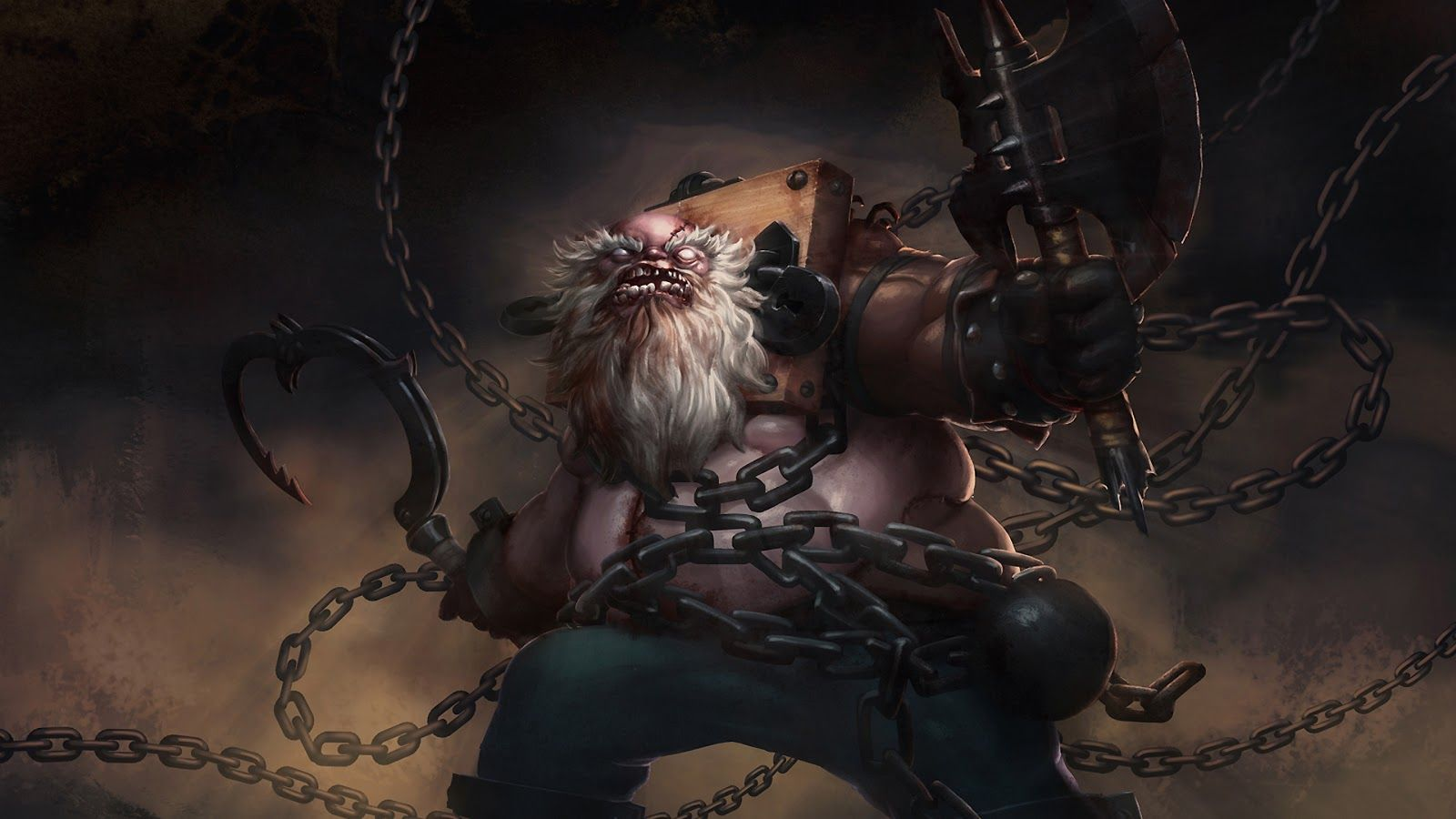 Pudge Dota  Hd Wallpaper