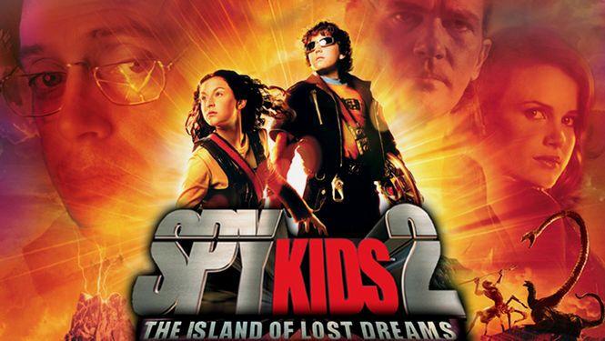 Check Out Spy Kids 2 The Island Of Lost Dreams On Netflix Mini Espias Espias Mini