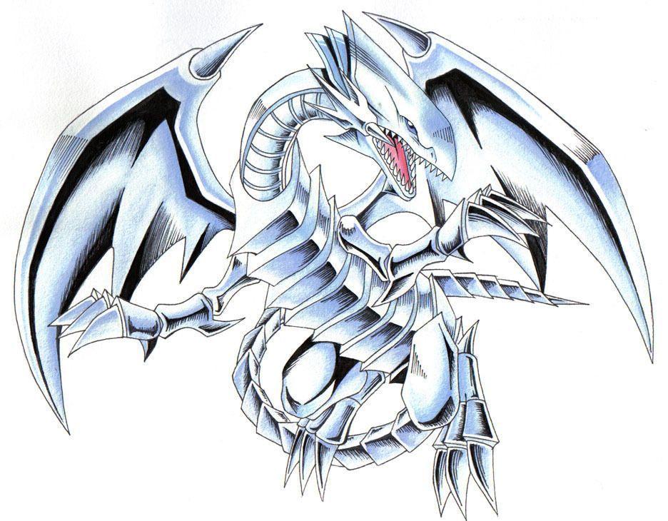 YuGiOh! Duelo de Monstruos Dragon Blanco de Ojos