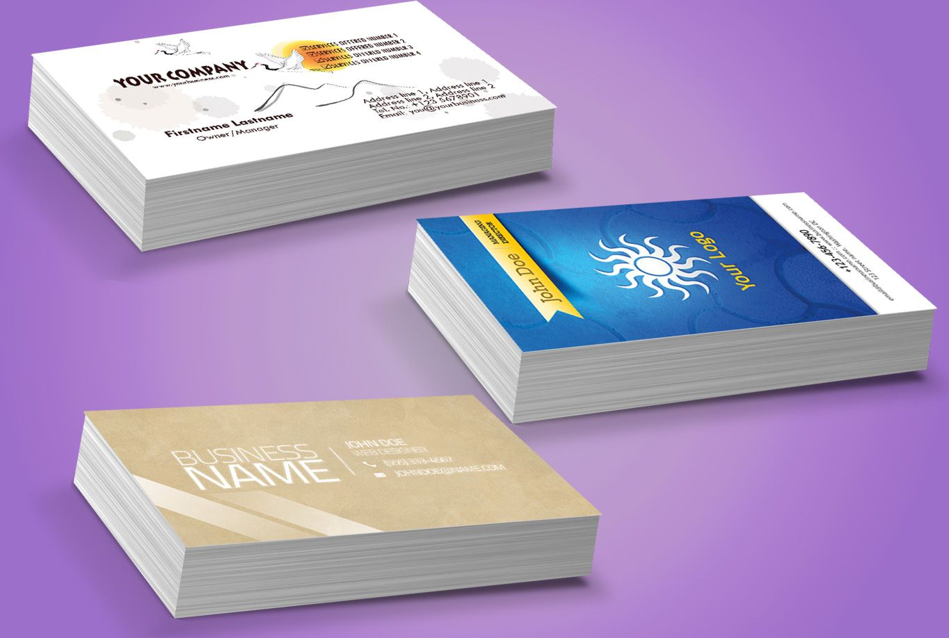 cornelv : I will design a professional business card for $15 on www ...