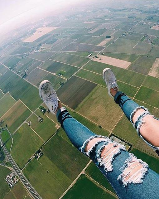 Do something daring today. via @erikavianeyjaime on Instagram